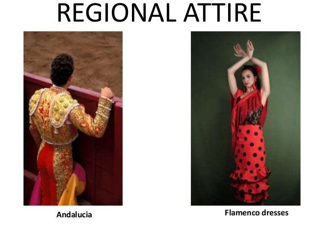 Spain Attire
