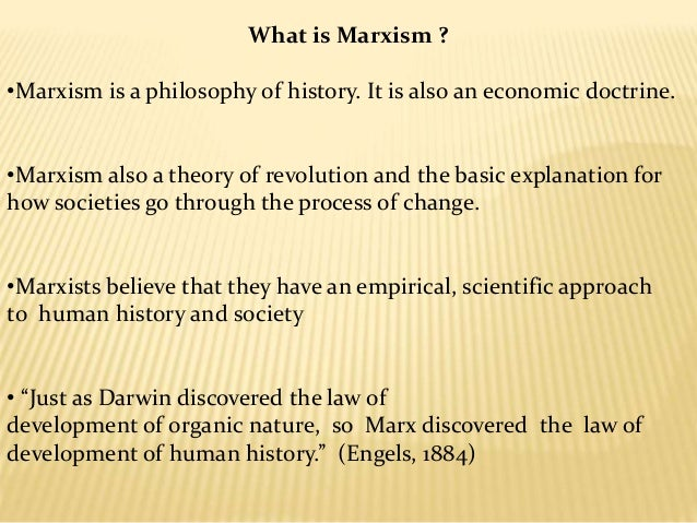 a basic history of karl marx and his ideals History: european/marx and the enlightenment term  from the ideals of hegel, marx would create his own version of a  (karl marx 8) this creation, in his.
