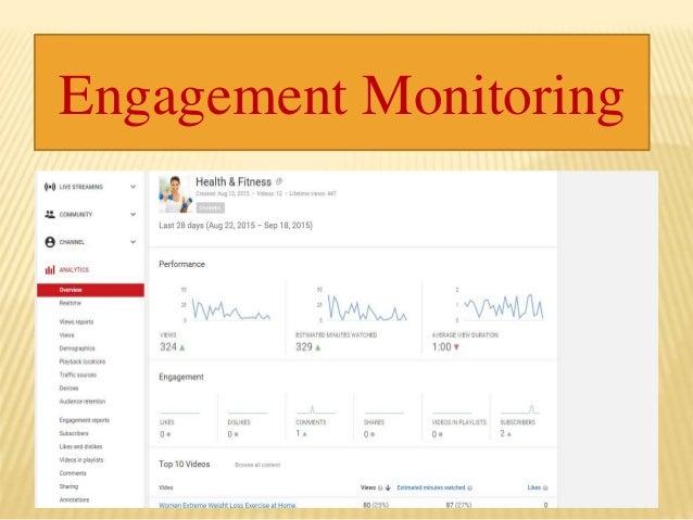 Engagement Monitoring