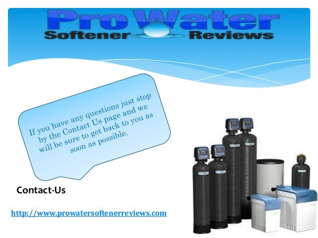 Prowatersoftenerreviews.com