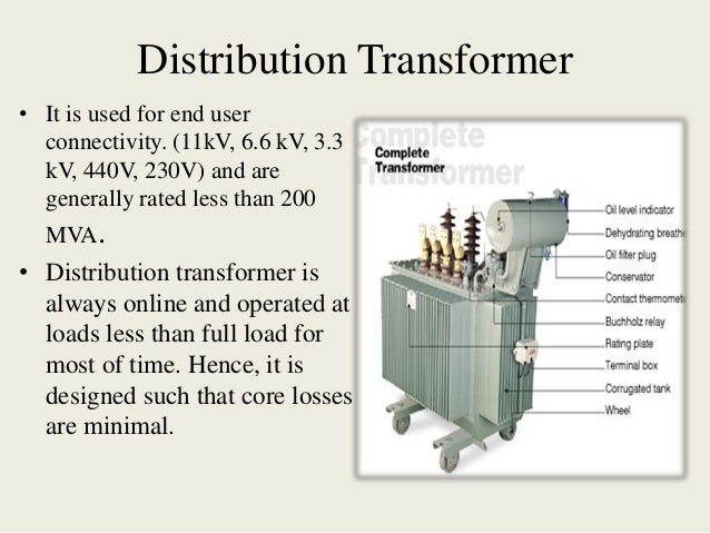Transformer Ppt 53892155 on copper losses in transformers