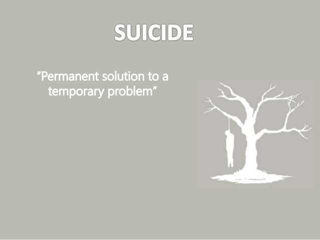 an analysis of suicide as an act of intentionally causing ones death Suicide is defined as the act of intentionally causing one's own death there are many factors that play a role in influencing whether someone decides to commit suicide nearly everyone experiences suicidal thoughts at one point or another throughout their existence.