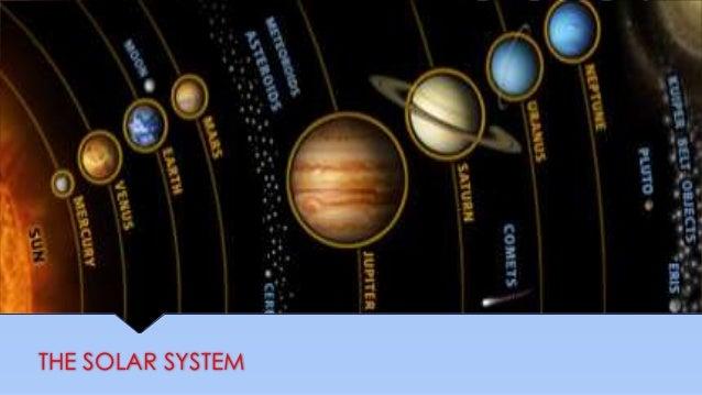solar system evolved - photo #12
