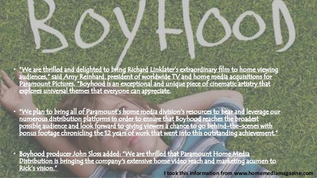 boyhood film analysis