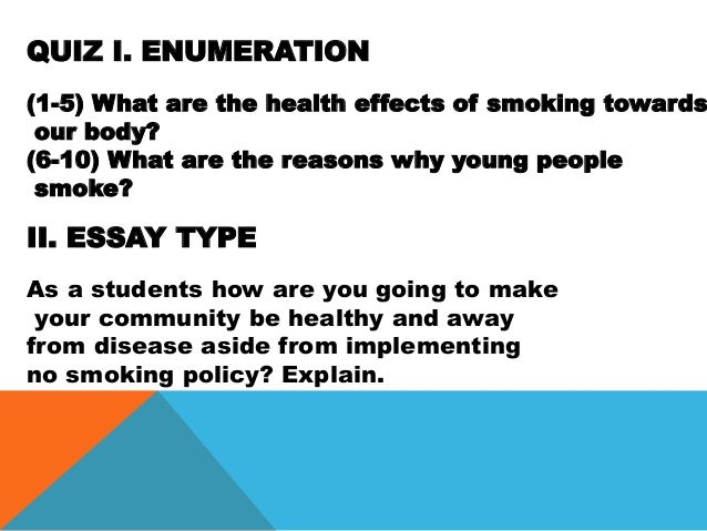 essay on community health
