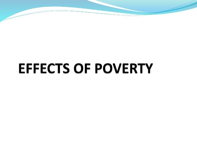 crime leads to poverty Poverty on crime amongst the residents of emuhaya district in western   concept of the vicious cycle of poverty holds that low productivity leads to low  income,.