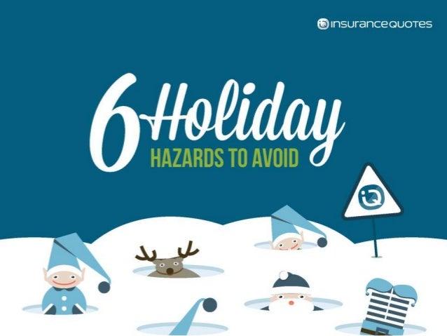 6 Holiday Hazards to Avoid