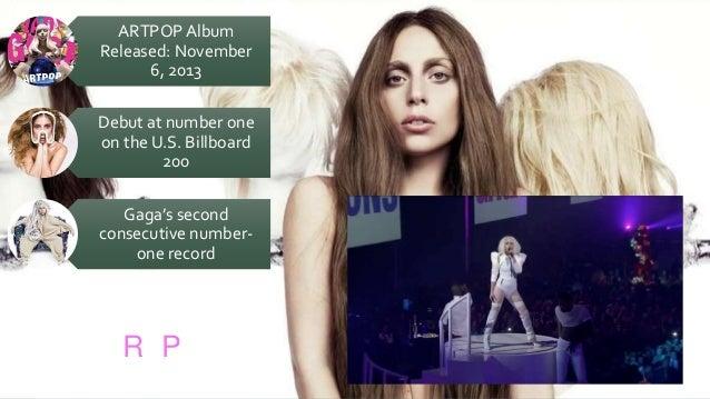 Lady Gaga Presentation