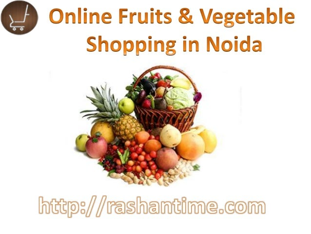 Fruits shopping online
