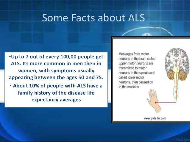 ALS (Amytropic Lateral Sclerosis)