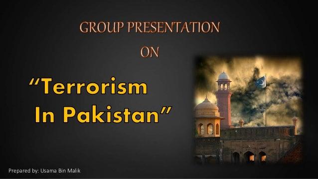 Terrorism In Pakistan Slide 2