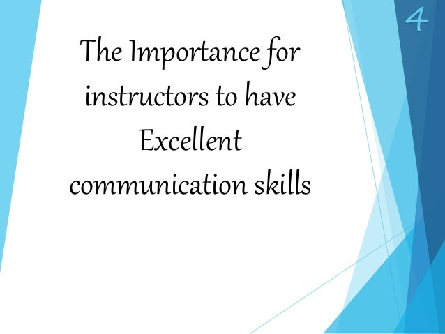 how to develop excellent communication skills