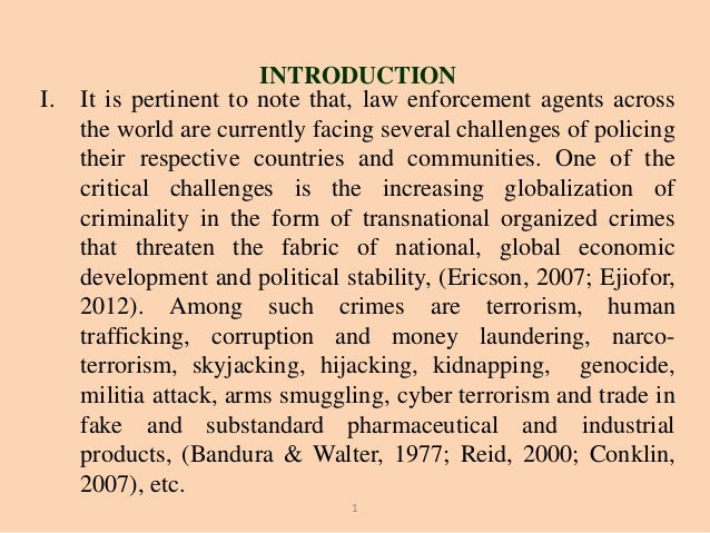 an analysis of marxian theory of police corruption in law enforcement