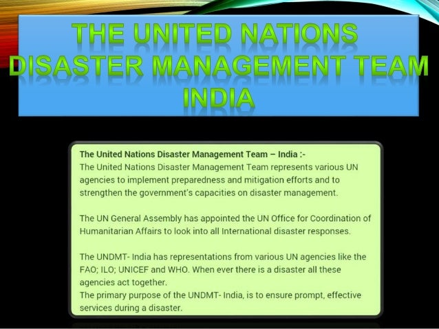 sharing responsibilities during disaster However, it is a shared responsibility requiring effective partnership   coordinating and managing disaster efforts for the before, during and after  phases.