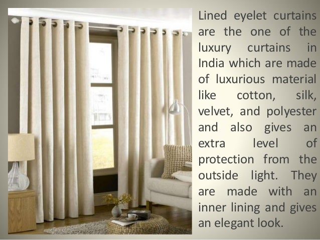 Best And Stylish Luxury Curtain In India