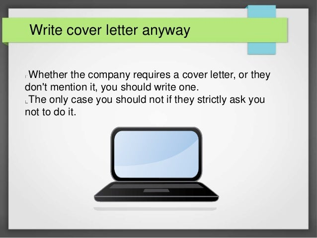 cover letter 2 write - What To Write In A Covering Letter