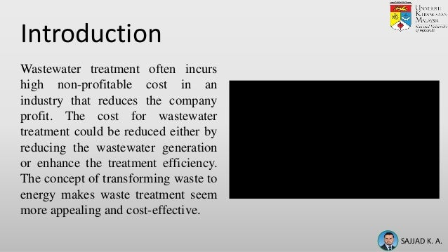 SUSTAINABLE APPROACH OF RECYCLING PALM OIL MILL EFFLUENTUSING INTEGRATED BIOFILM MEMBRANE FILTRATION SYSTEM FORINTERNAL PLANT USAGE Slide 2