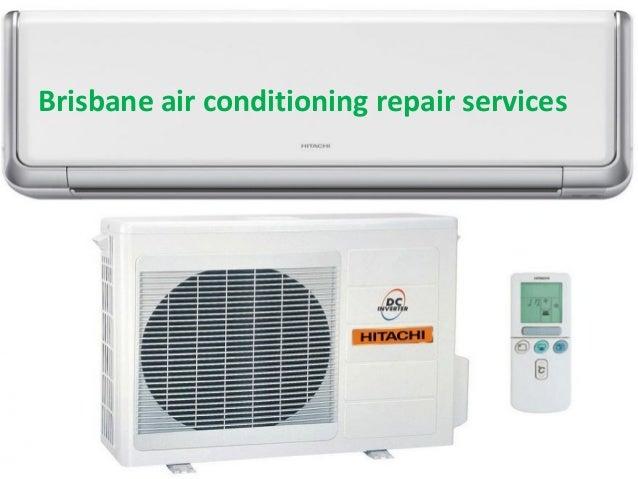 Air Conditioning Repair Service : Brisbane air conditioning repair services