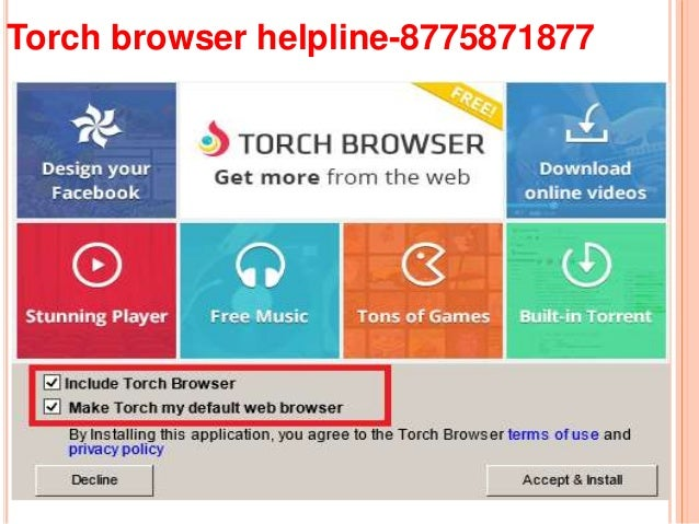 Torch Browser Technical Support |8775871877| Customer Care