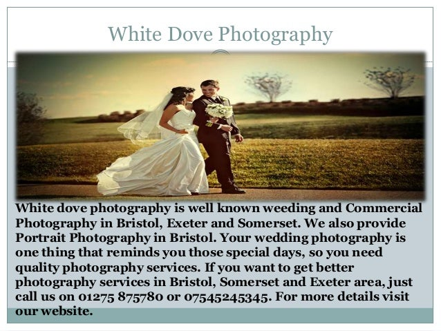 2 Commercial Photographers Your Wedding