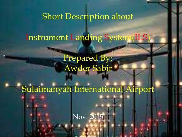 10 Instrument Landing System