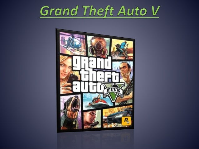  Grand Theft Auto V (abreviat GTA V) este un joc video de tipul open world action-adventure realizat deRockstar North şi ...