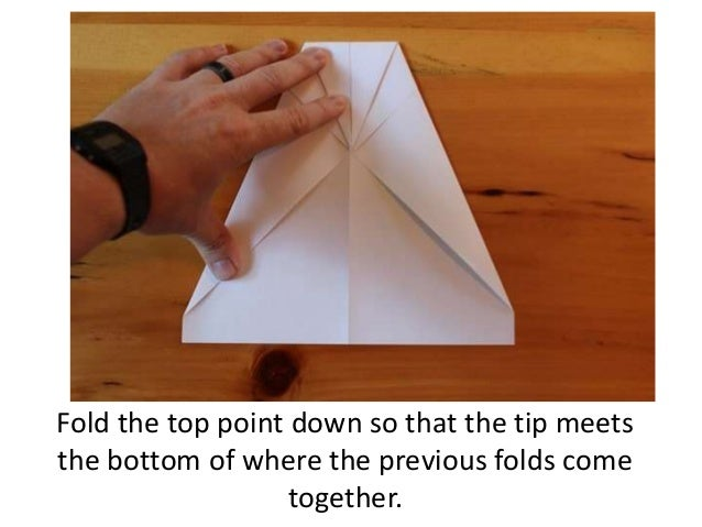 how to make the best paper airplane easy
