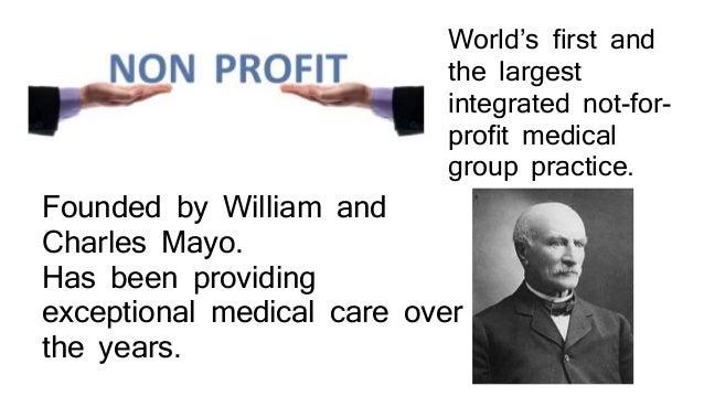 Case Study on Mayo Clinic Slide 3