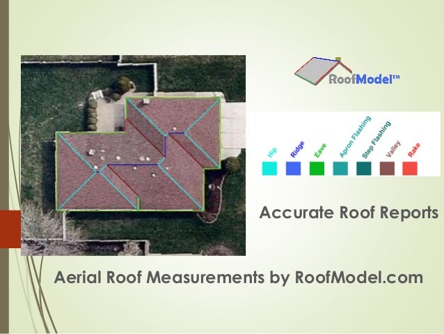 aerial roof measurements by roofmodelcom accurate roof reports - Roof Measurements