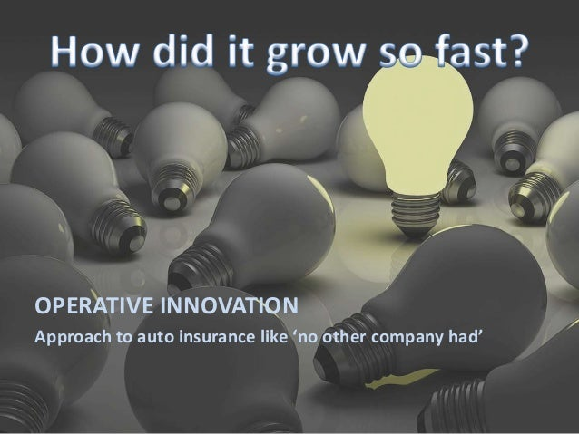innovation at progressive insurance See what employees say it's like to work at progressive insurance salaries, reviews, and more - all posted by employees working at progressive insurance.
