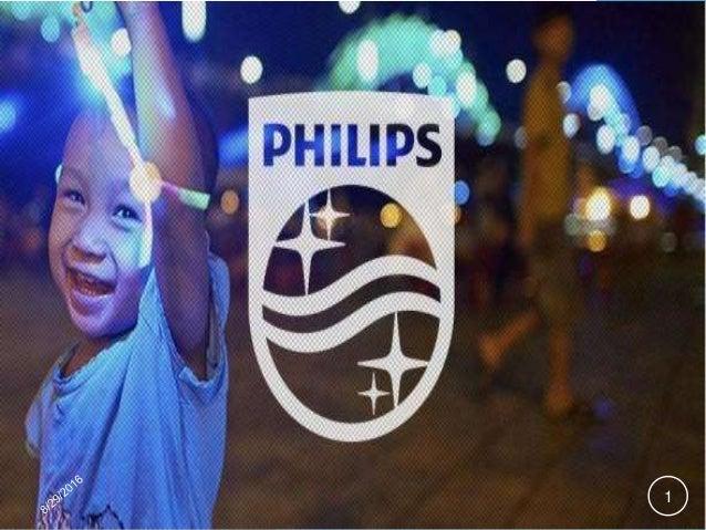 PHILIPS CASE STUDY 1