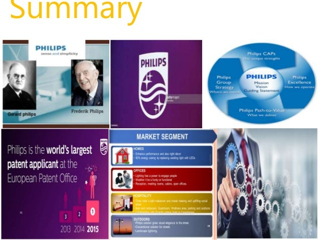 philips case analysis Netherlands-based royal philips electronics (philips) is a leading global manufacturer and marketer of consumer electronic products the company was adept at technological innovations but.
