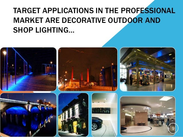 Philips Lighting Global Market Study 2013