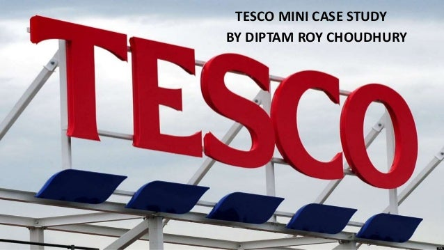 tesco inventory management case study