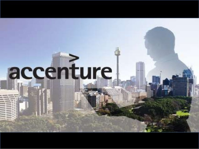 accenture> - A global Professional services company. - Provides consulting services in digital, technology and operations....