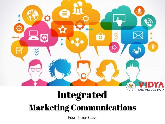 how to create a integrated marketing communications plan