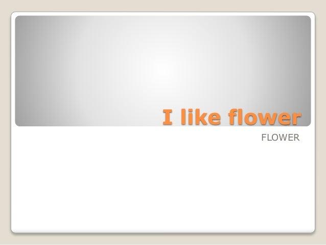 Flower Slide 3