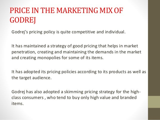 Cinthol Marketing Mix (4Ps) Strategy