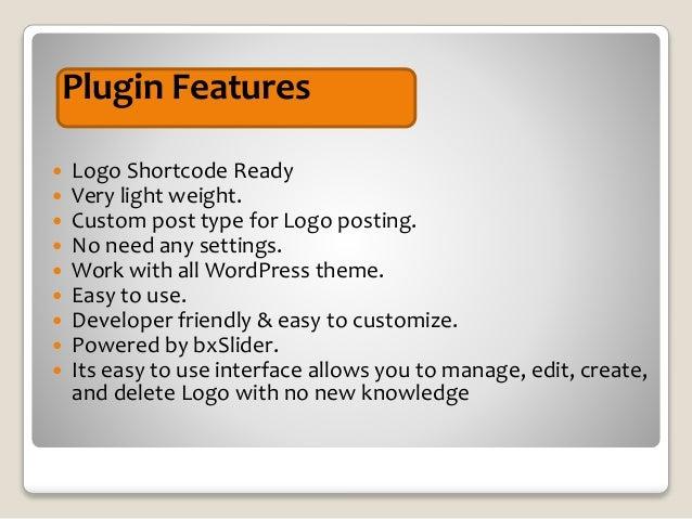 WordPress Logo Plugin | GS Logo Slider