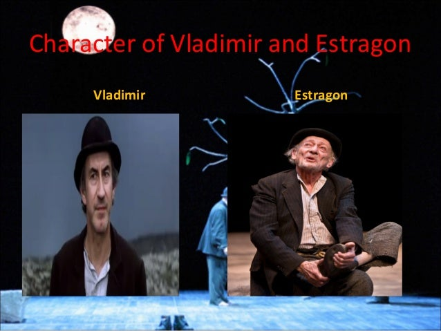 relationship between vladimir and estragon in waiting for godot