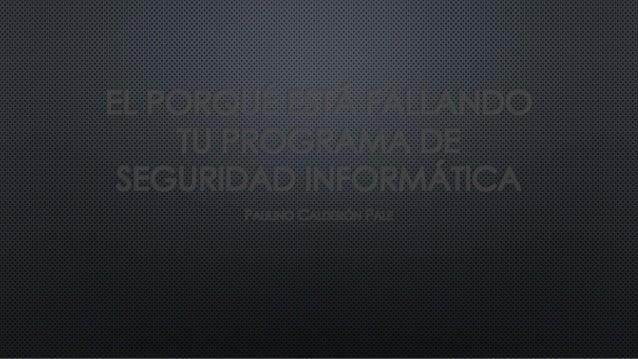 WWW.CALDERONPALE.COM WWW.WEBSEC.MX