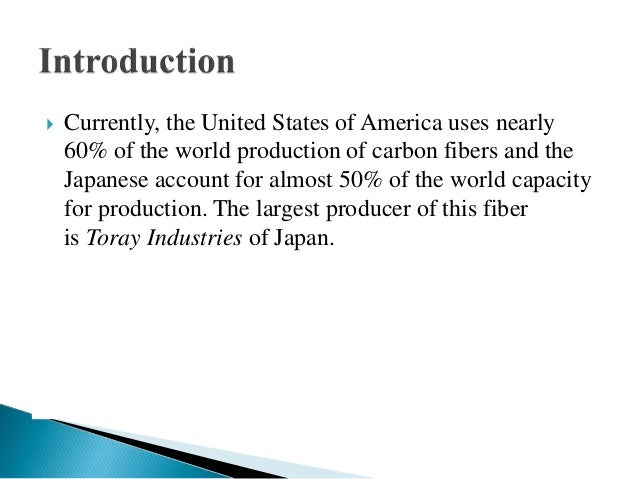 The History of Carbon Fiber