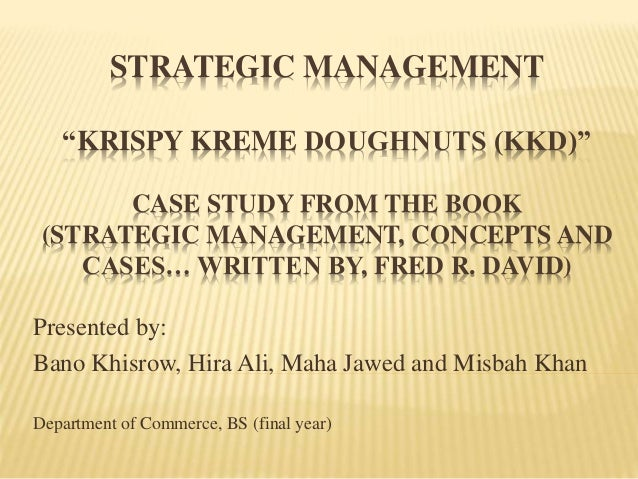 "internal and external factors of krispy kreme doughnuts inc Krispy kreme design by dóri internal factors external factors economic factors vernon rudolph original glazed ""hot doughnuts on the spot"" to customers."