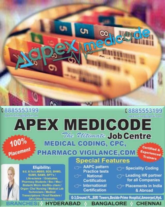Best Medical Coding Training Institute In Hyderabad