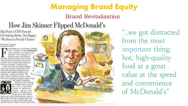 mcdonalds marketing case View essay - marketing management - mcdonalds case study from mgmt 522 at new mexico case vii: new targets and new positioning at mcdonalds 1 for each segmentation.