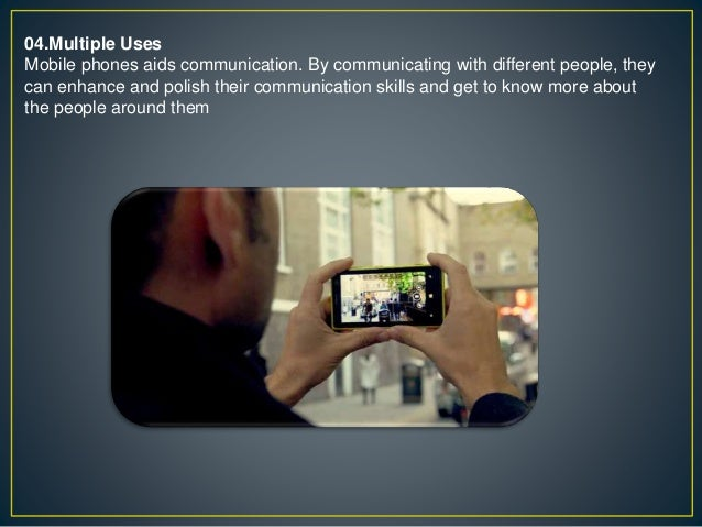 cell phones ruin communication skills