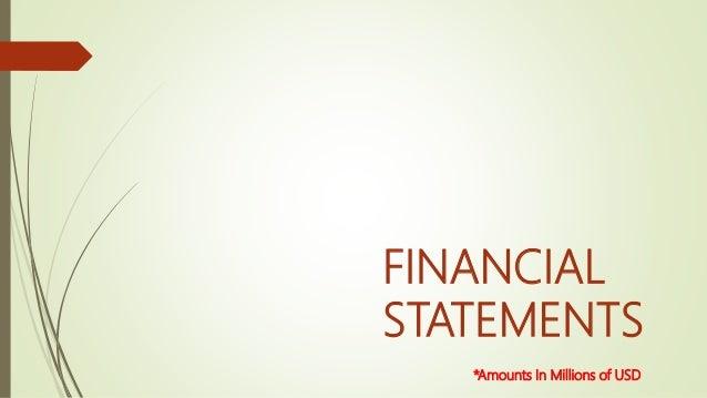 Income Statement 2015 2014 2013 Revenue 107,006 88,988 74,452 cost of revenue 71,651 62,752 54,181 Gross profit 35,355 26,...