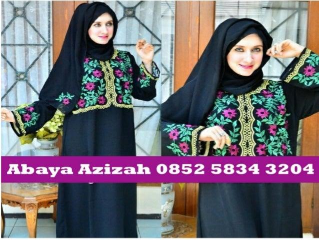 CALL 0852 5834 3204 (T-SEL) Jual Abaya Arab