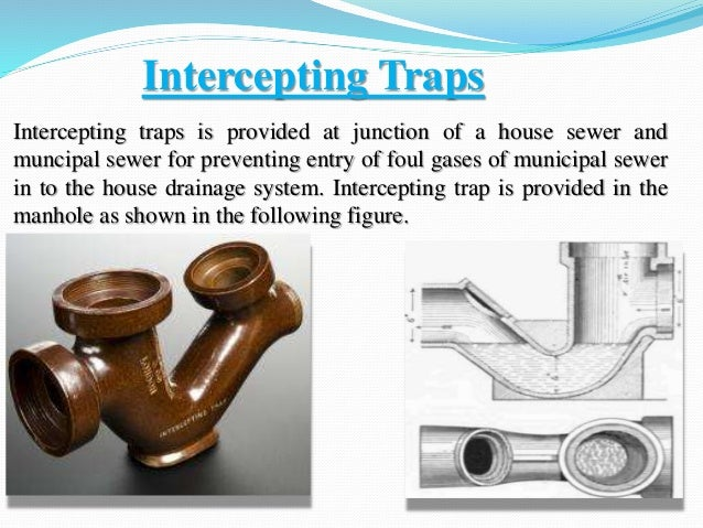 House drainage system