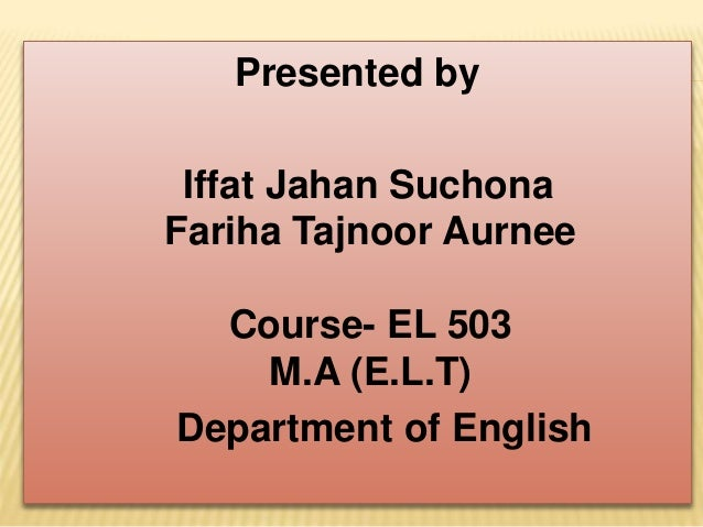Theories of second-language acquisition